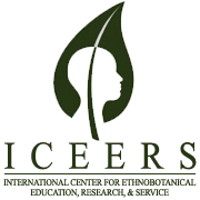 Iceers International center for ethnobotanical education research and service